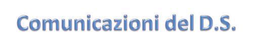 Logo Comunicazioni Ds